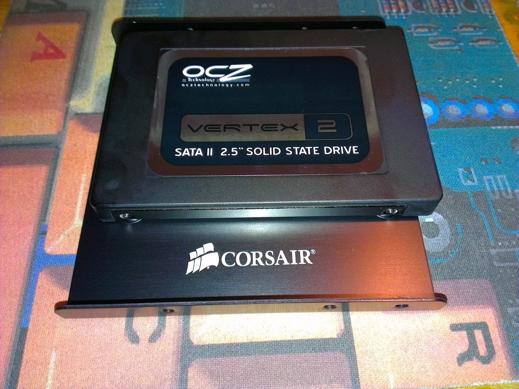 OCZ Vertex2 SATAII SSD